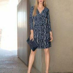 INC International Concepts Wrap Dress